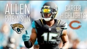 Video: NFL Highlights Allen Robinson Career
